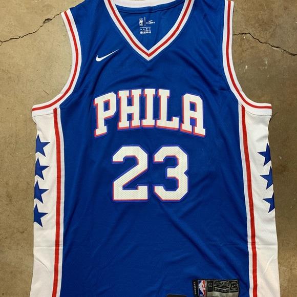 fdef5a590 Jimmy Butler  23 Philadelphia 76ers Jersey